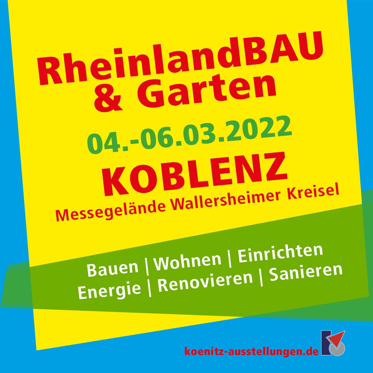 Logo Koenitz-RheinlandBAU 2022